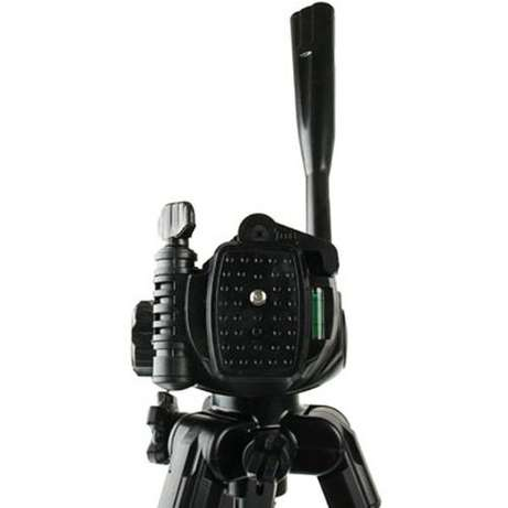 DIGIPOD TR-553 Traveler Camera Tripod 130cm with 3-Way Panoramic Head Westlands - image 2