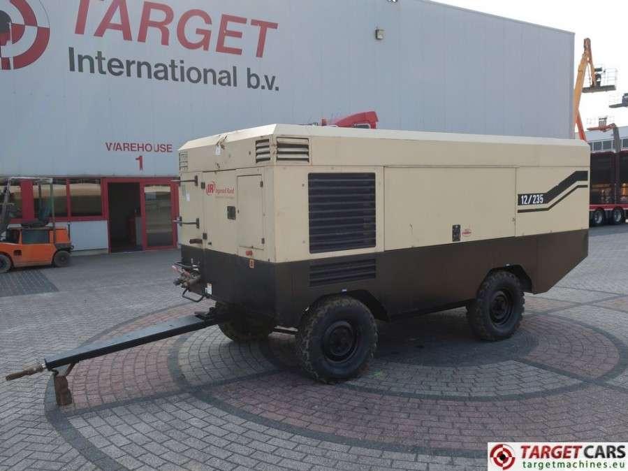 Doosan 12/235 Air Compressor 12Bar 23500L/M DEFECT