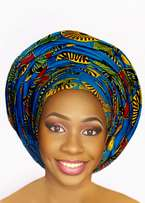 Learn All About Contouring, Highlighting & Infinity Gele