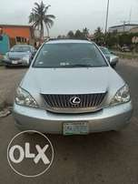 Few Months Used 2007 Lexus RX350 Up 4Grabs