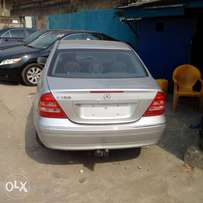A super clean accident free toks 2003 Mercedes Benz C180 for sale