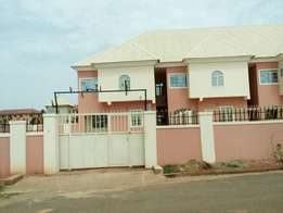 Brand new terrace duplexes- N30m in Dakwo- 2minutes from Sunnyvale est
