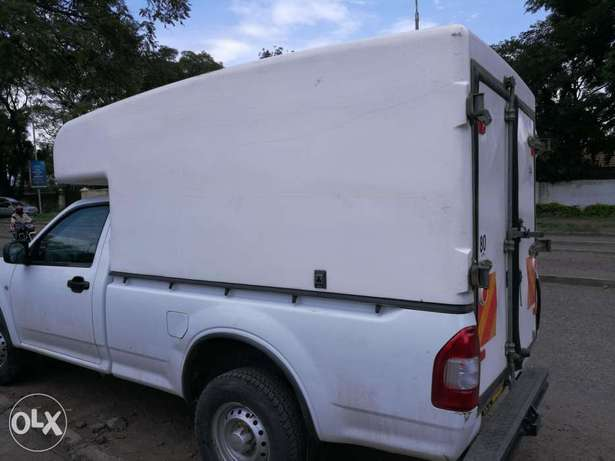 South Africa Rear Fiberglass Pickup body / Topper Free Area - image 1