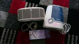 VICKS Air Purifier And Humidifier For Baby's Room For Sale