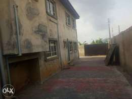 Newly Built 3bedroom flat at Command, Ipaja