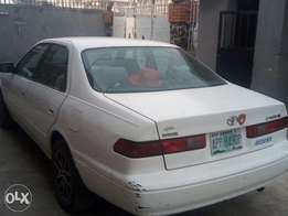 Toyota Camry neatly used first body