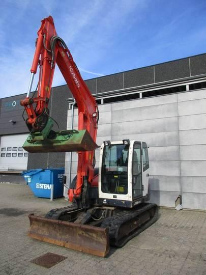 Kubota Kx080-3 - 2011