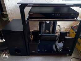 Sony DAV-DZ Home theater