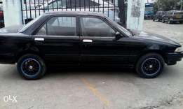 Clean Toyota Carina KAH for sale at Mombasa Island