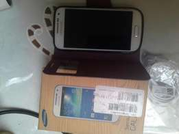 Samsung s4 mini for sale...mint condition with box