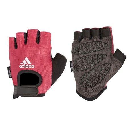 a56d7d2ba8fe4 Rękawiczki damskie do ćwiczeń Adidas Performance s,m,L Wojkowice - image 1