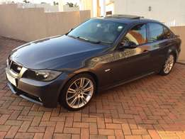 M Sport Pack 2007 BMW 320i Sunroof very clean many extras R104 990 neg