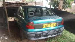 Opel astra quick sale