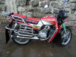 Motorcycle in great condition