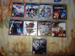 PS3 320 GB/GO with games