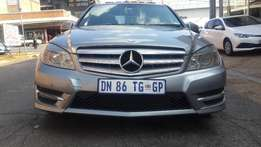 2011 Mercedes Benz Compressor C200 AMG AUTO Available for Sale