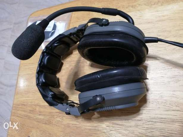 Cessna aviation headset