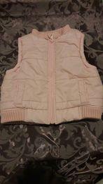 e44aaa93c Продам жилетку для девочки стеганую цвет розовый фирма Joe, 12-18 мес