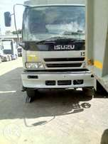 Lorry/Isuzu/fvz/long chassis/coverbody