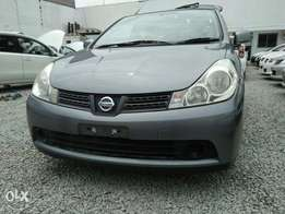 Nissan wingroad grey colour very clean car at a dealer price.