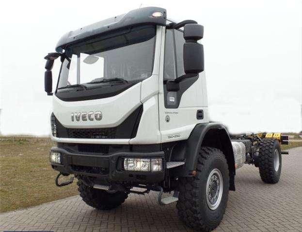 Iveco Eurocargo 150e25 W 4x4 Eurocargo 150e25 W 4x4 Efh.