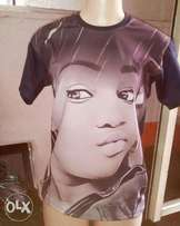 3D sublimation (direct picture on your shirt)