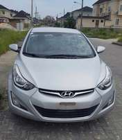 Very Clean Hyundai Elantra- Bought Brand New February 2016 - like new