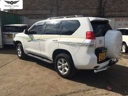 2010 Toyota Prado 3.0 Diesel 6 speed manual, *Snokrel*SOLD*SOLD