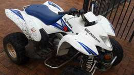 Kdx 200cc 2stroke and ltz250 4 stroke for sale