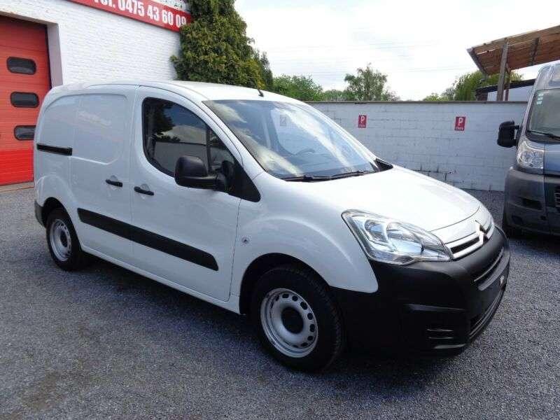 Citroën Berlingo Kasten Business L1 2016 For Sale Tradus