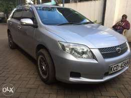 Quick sale of toyota fielder 845k