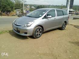 Toyota wish KBV 1800cc in mint condition