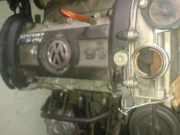 VW Polo CROSS 1.6I Engine/Gearbox (BTS)