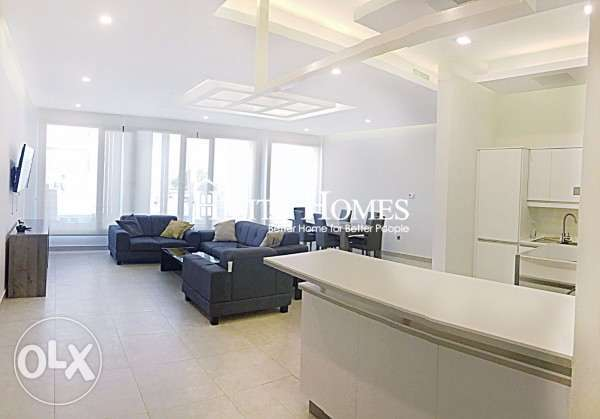 Fintas - Fully furnished modern three bedroom apartment,starting KD 80