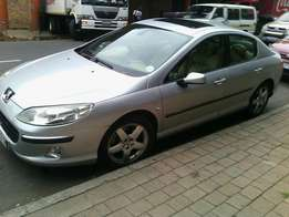 Clean 2005 Peugeot 407 for R49,999 only.