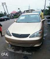 Toyota Carmy 2004 model for fast sell