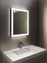 Зеркала с LED-подсветкой и для ванных комнат 4a63a3d7a29