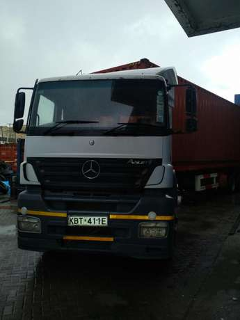 Mercedes-Benz AXOR & TRAILER for SALE Nairobi West - image 3