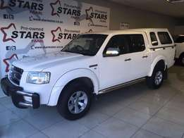 Ford Ranger 3.0 TDCI HI-TRAIL XLE D/C With Canopy Only R174950
