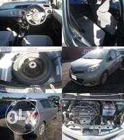 Toyota vitz 2011 model 17000kms only. Like brand new