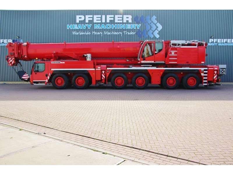 Liebherr LTM1350-6.1 - 2013