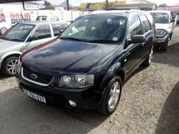 Ford Territory 3.0 TX automatic 2006 on special sale R79500
