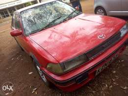 Toyota ee 90 kzn local 1300ccefi engine asking 230k