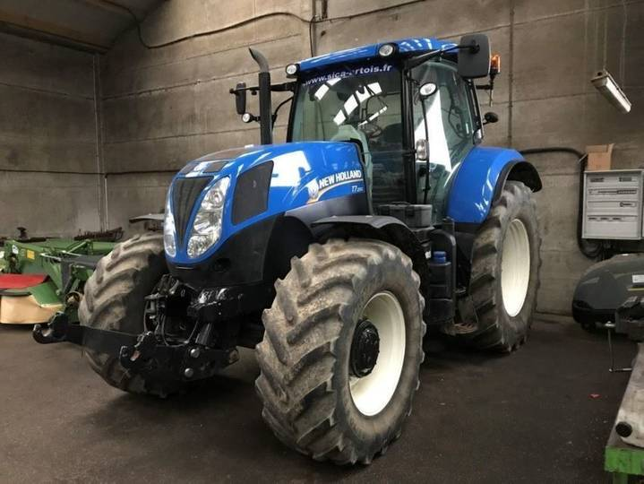 New Holland t7.200 rc - 2012