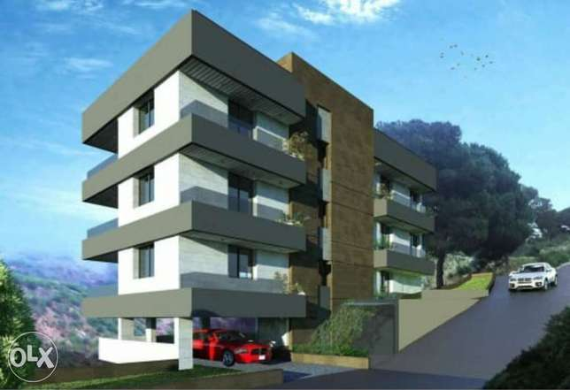 *FULL CHECK* New Building For Sale In Mansourieh With View,