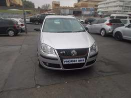 vw polo 1.6 2007 model silver colour