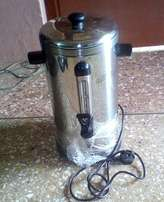 50 liters water heater and tea maker with tap for quick sale