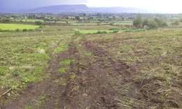 6 acres land for sale in Bahati wendo