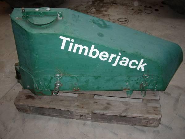 Timberjack Urea - Stumpspray - 2002