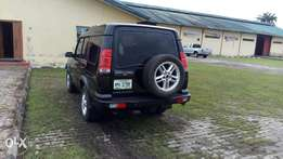 Amoured Land Rover (Bullet proof) for sale
